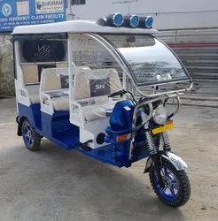 Passenger E Rickshaw: Front Facing Seats