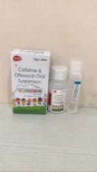 Vanixim-O, Cefixime 50mg With Ofloxacin 50mg