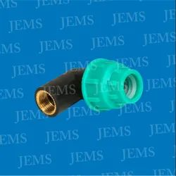Brass Elbow Compression Fittings