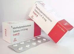 Methylprednisolone Tablets 8mg