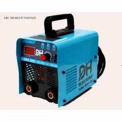 DH 60 Amp ARC 200 Multi Voltage Inverter Welding Machine