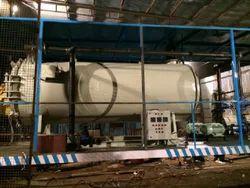 Oil & Gas Fired 500 kg/hr Mobile Boiler System (MBS)