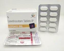 Levetiracetam 500 Mg Tablet( Lcpeace 500 )