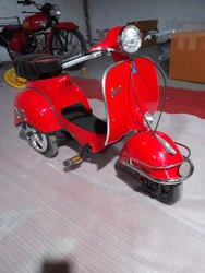 Small Scooter With Petal For Children's