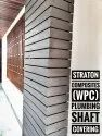 WPC Ribbed  Panel
