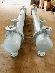 Corrojeted Tube Heat Exchanger