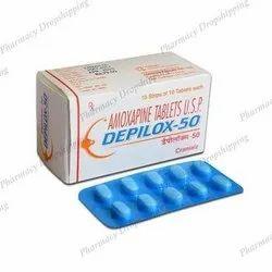 Depilox 50 Mg Tablets