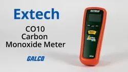 Extech Carbon Monoxide Detector, CO10