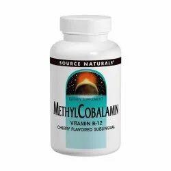 Source Natural Methylcobalamin Vitamin B-12 Tablets, Pack of 30