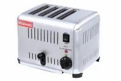 2.24 kw Bread Toaster, Pop Up Toaster 4 Slice, Model Name/Number: TSTPOP4, Supply Voltage: 220V