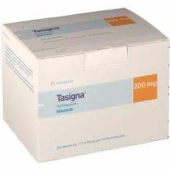 Tasigna Nilotinib 200 Mg, Novartis