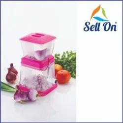 Kitchen Plastic Chilly Cutter