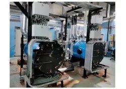 Coal Fired 1200 Kg/Hr Steam Boiler, IBR Approved