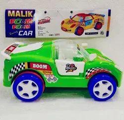 Green (Base) Plastic Malik Boom Car Toy