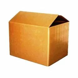 Brown Rectangular Laminated Corrugated Boxes, Weight Holding Capacity (Kg): 5 - 10 Kg, Size(LXWXH)(Inches): 18x12.4x15 Inch
