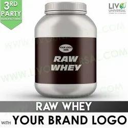 Raw Whey Protein, 1 KG - 2KG - 3KG - 25 KG, Non prescription