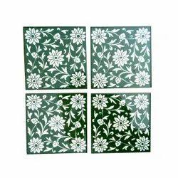 5mm Rectangle Bathroom Tile, Size: 11x14inch
