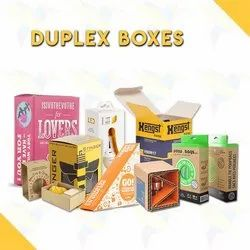 Top Open Paper Duplex Box Printing Services, For Product Storage & Protection, in Mumbai