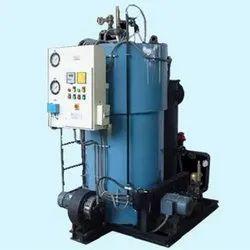 Oil & Gas Fired 720 kg/hr Coil Type Steam Boiler