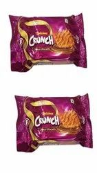 Chocolate Nicks Crunch Choco Biscuit, Packaging Type: Packet