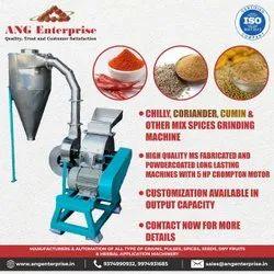 Mini Red Chilli Grinding Machine