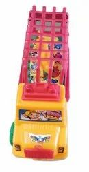 Plastic Baby Polo Zoo Truck Toy, Child Age Group: 1-5 Year