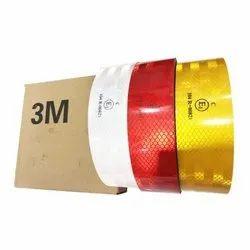 3M 943 Self Adhesive PVC Yellow (104R)