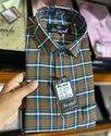 Men Checkered Shirt