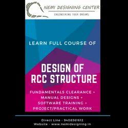 Online & Offline Design Of Rcc Structure, in Pan India