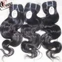 Factory Price 9A Full Cuticle 100% Virgin Body Wave Hair