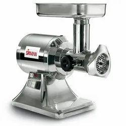 Sirman Meat Mincer/ Grinder TC-22E Power Watt 800 -1 1/5 HP Plate 4.5 mm Output 200 Kg/h