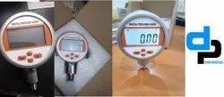 Galaxy Digital Pressure Gage Pcm580 Range -1 To 40 Bar