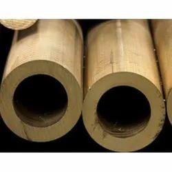 Aluminium Round Aluminum Bronze Pipe, Thickness: 10 mm