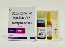 Doxycycline 100 Mg Inj