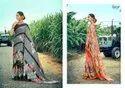 Ladies Designer Brasso Fancy Saree