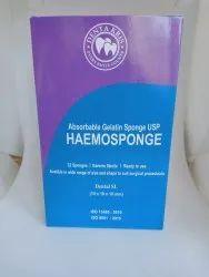 HAEMOSPONGE VISCOSE SPONGE