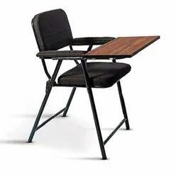 Folding Writing Arm Chair