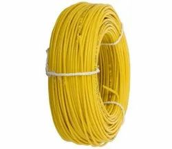 Yellow House Electrical Cable, 90 m