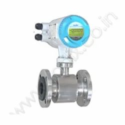 Flange Type Electromagnetic Flow Meter with line size-1 to 4