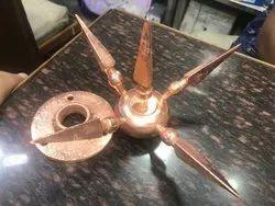 Copper cladded Lightning Arrester