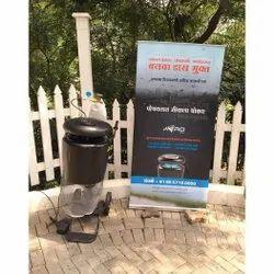 Semi Automatic CO2 Mosquito Killer Machine