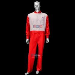 Full Sleeve Industrial Boiler Suit
