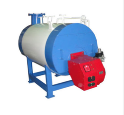 Oil & Gas Fired 2500 kg/hr Small Industrial Boiler