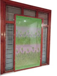 Aluminium Door Mosquito Net