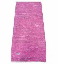 Plain Cotton Fabric, Plain/Solids, Pink