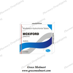 Moxiford 400 Mg Tablets