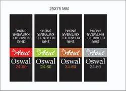 Hosiery Woven Labels