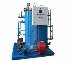 Oil Fired 2500 kg/hr Steam Boiler, Non IBR