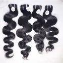 Wholesale Single Drawn Body Wave Remy Hair