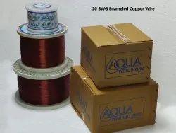 20 SWG Enameled Copper Wire